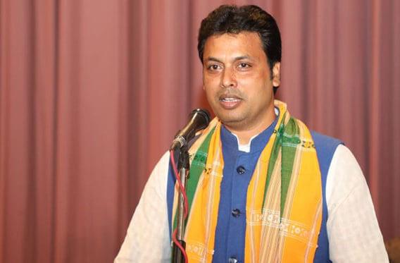Tripura CM Biplab Kumar Deb mulling construction of tallest building in Agartala