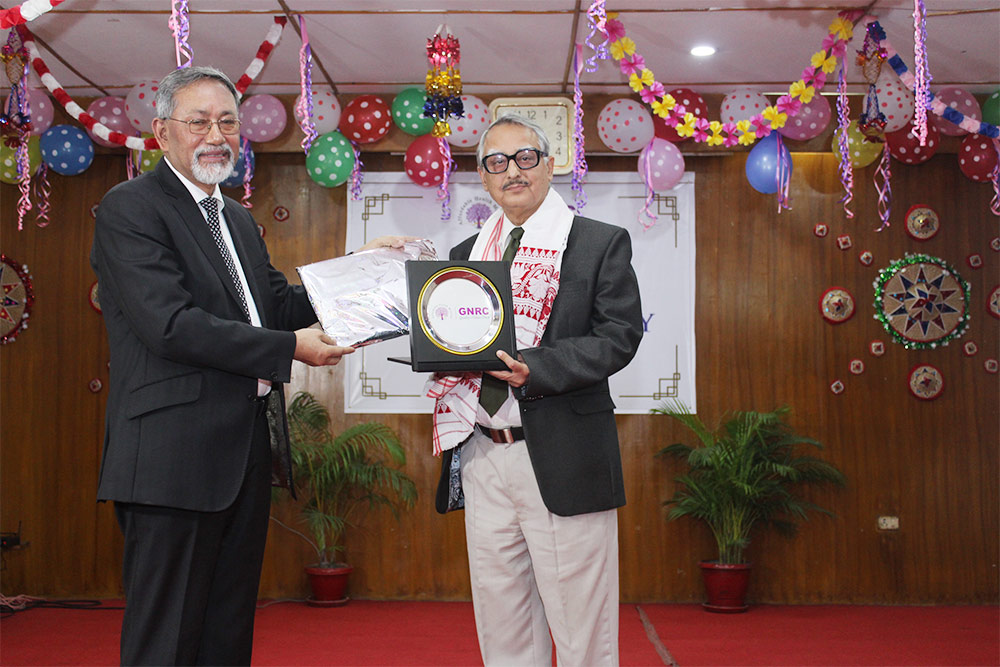 GNRC celebrates 11th foundation day