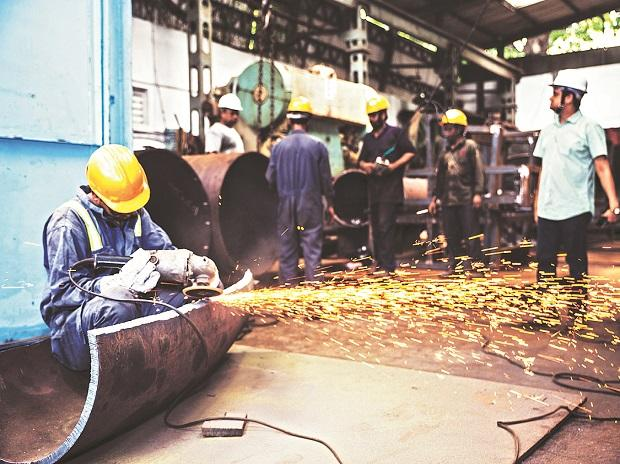 India's December core industrial output slows to 2.6%
