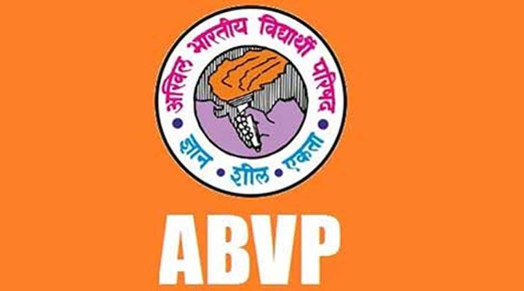 Akhil Bharatiya Vidyarthi Parishad (ABVP) alleges anomalies in distribution of free relief items