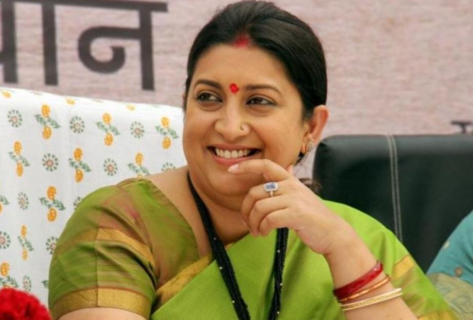 'Deepika made her political affiliations known in 2011' Says Smriti Irani