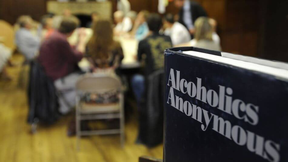 'Alcoholics have firm belief in Higher Power'