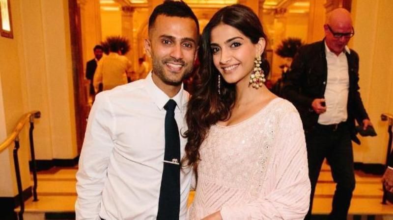 Her Face Was Familiar Even Though We Hadnt Met Before, Says Anand Ahuja on His First Meet With Sonam Kapoor