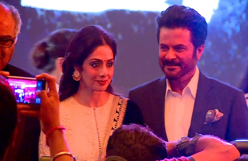 People Like Her Are Difficult To Forget Says Anil Kapoor on Sridevis Death Anniversary