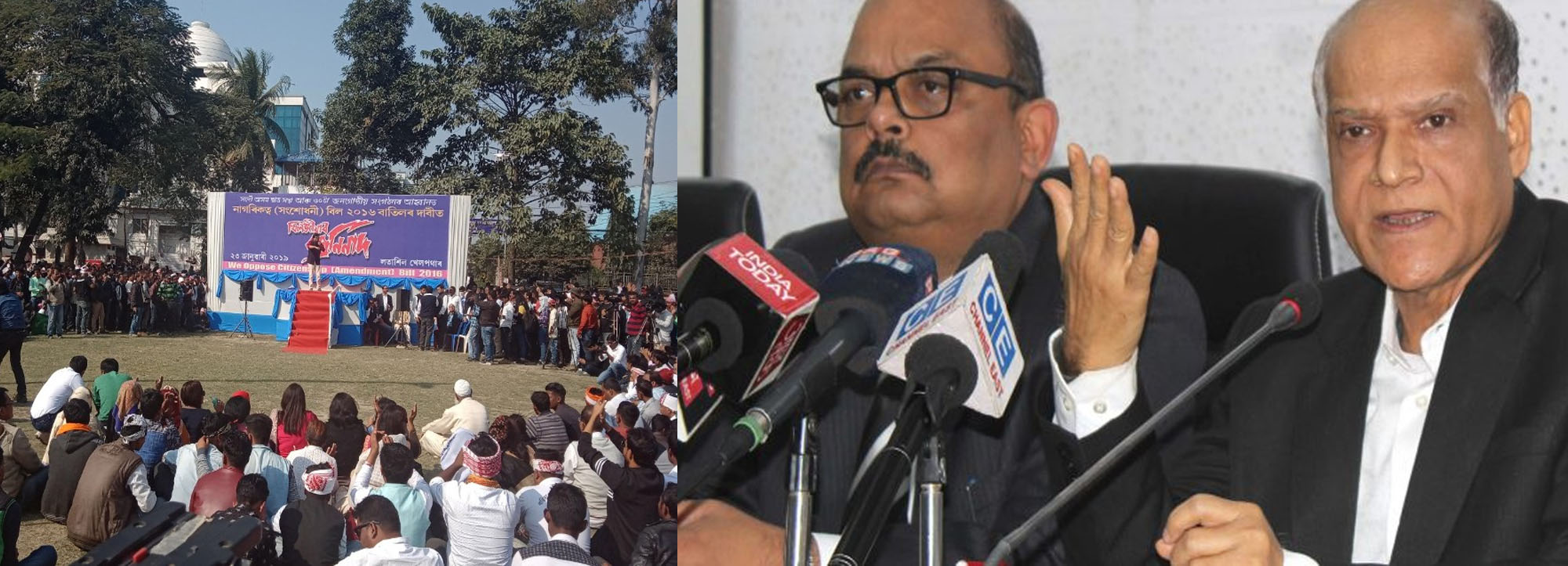Assam Chief Secretary Alok Kumar claimed law and order situation in state is under control