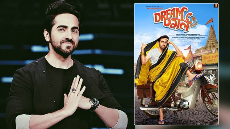 Happy to be accepted as entertaining hero in 'Dream Girl': Ayushmann