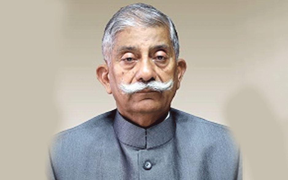 Arunachal Governor Brig (retd) Dr BD Mishra Stresses Strengthening Of Police