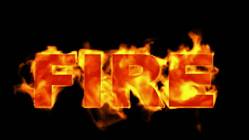 Fire In Beltola Market, Incur Loss of Lakhs of Rupees