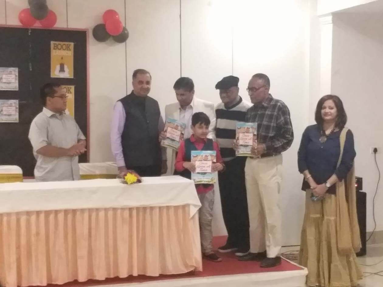 Book on short stories released in Guwahati