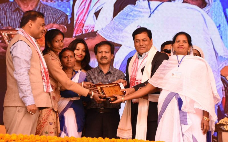 Work As Government-People Bridge: Sarbananda Sonowal To ASHAs
