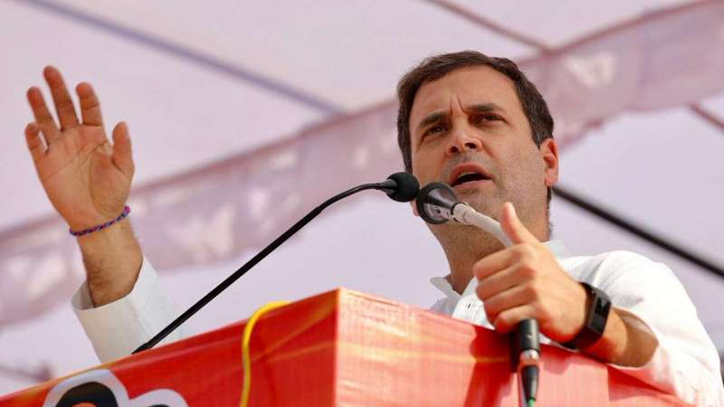Congress To Bring Over One Lakh People To Rahul Gandhi's Rally