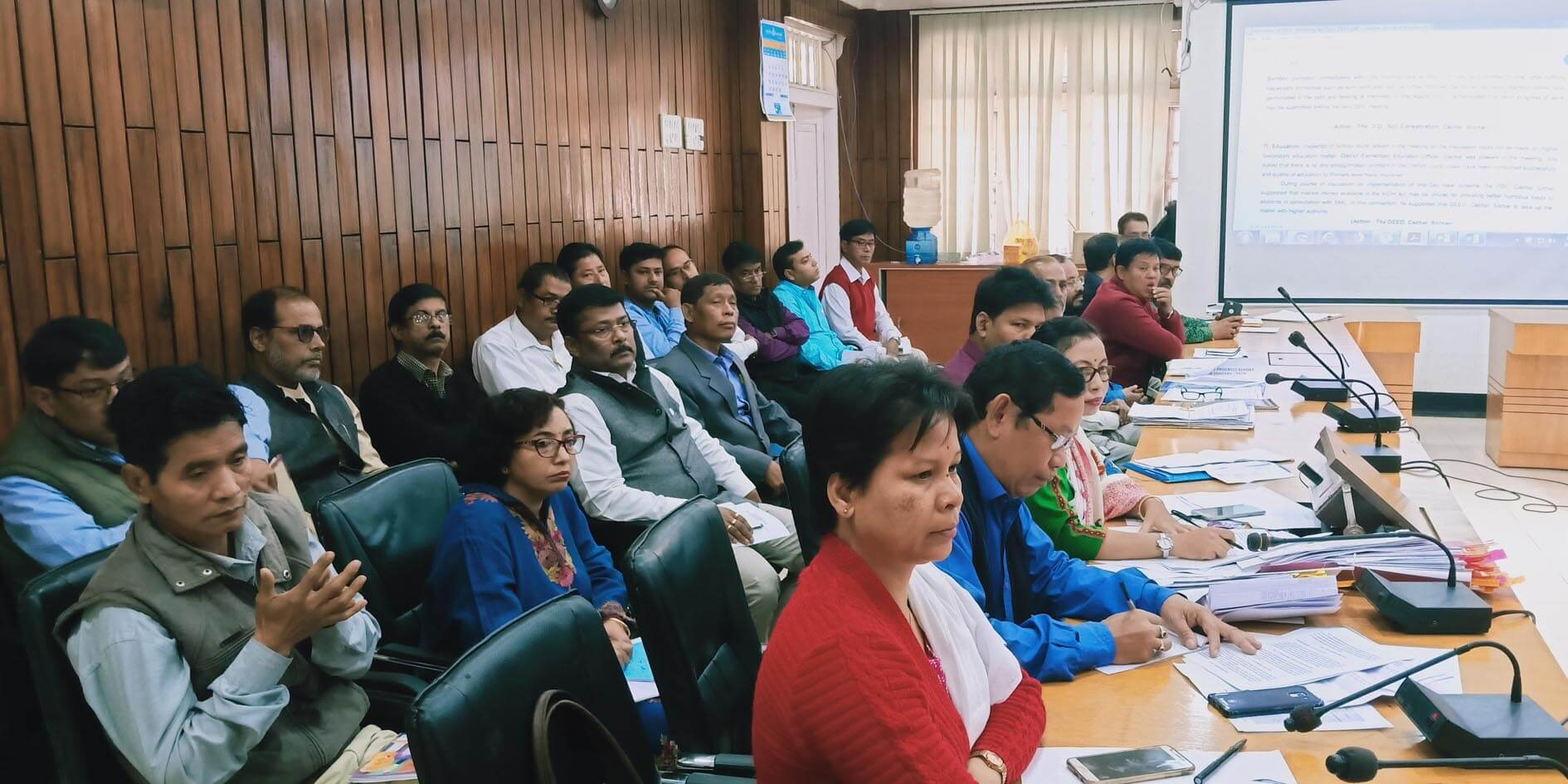 District Development Committee meet held at Silchar