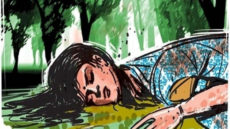 Woman Dies In A Road Accident Near NH-37