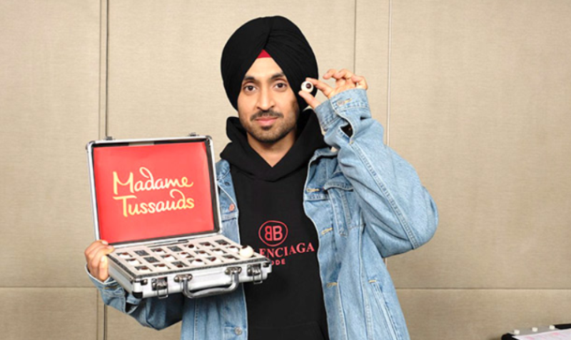 Read Details - Delhis Madame Tussaud Museum To Have Diljit Dosanjhs Wax Statue