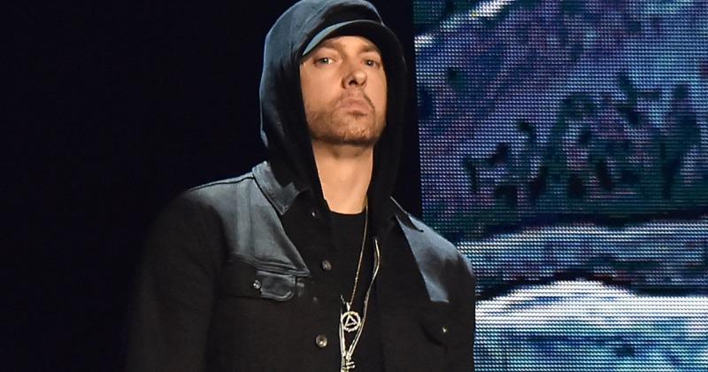 Eminem Slams Netflix Over Cancellation of 'The Punisher'