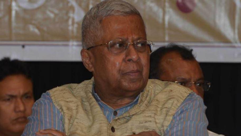 Meghalaya Governor Tathagata Roy visits East Garo Hills
