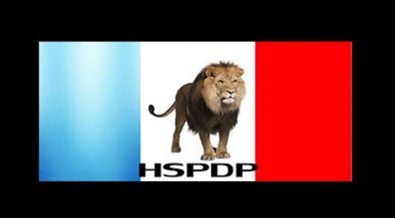 HSPDP Candidate 'Confident' of Winning Laban-Mawprem Seat