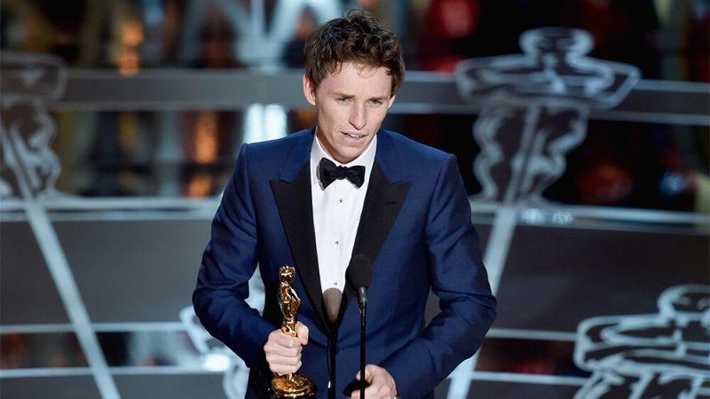 'Have To Be Skinless To Be Good Actor' Says Eddie Redmayne