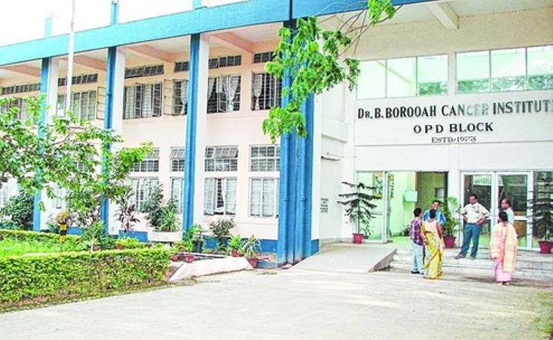 Healthcare Excellence Award For B Borooah Cancer Institute