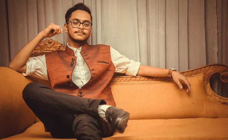 Hrijoy Das Kanungo of Silchar Among Top Real-Life Rappers
