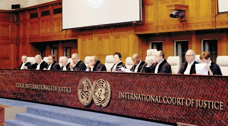 International Court of Justice (ICJ) on Kulbhushan Jadhav