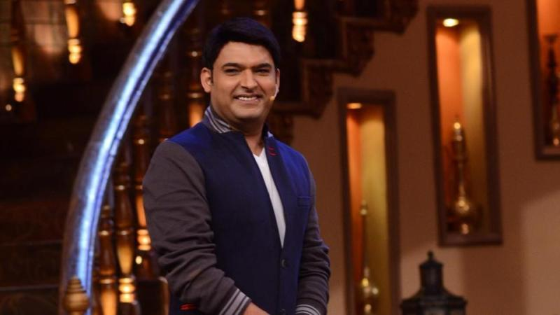 Kapil Sharma Confesses To Have Quit Alcohol When He Saw His Mother Break Down