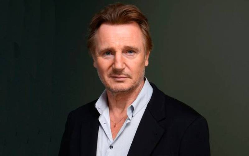 Liam Neeson In Race Row After He Expressed Anguish Over A Closed One