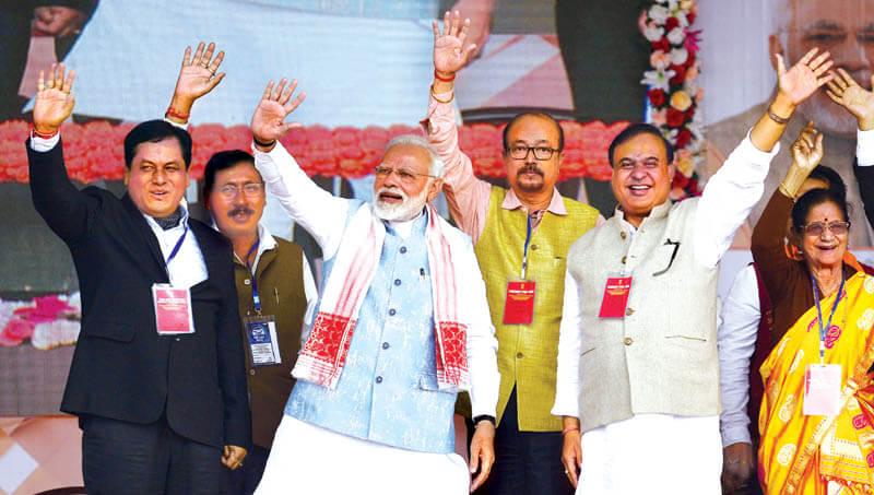 'India fulfilling duty towards persecuted minorities'- Prime Minister Narendra Modi