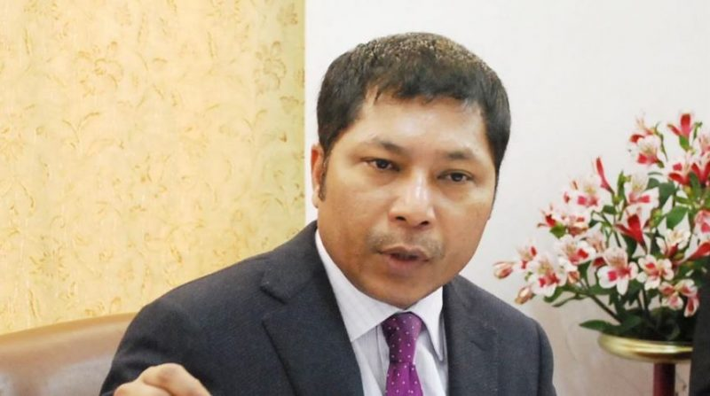 MDA is in complete disarray, says Mukul Sangma Staff Correspondent
