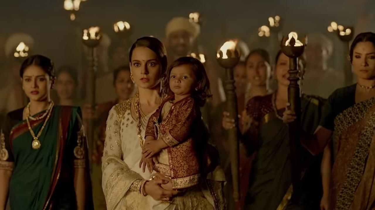 FILM REVIEW: 'Manikarnika: The Queen of Jhansi'