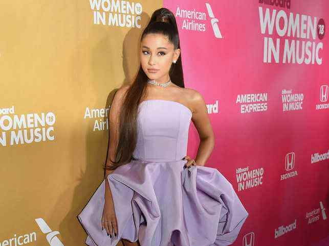 NASA Exchanges Tweets With Ariana Grande Over Her Song