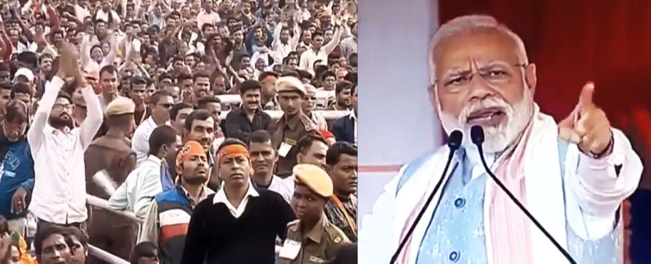 Government is committed to safeguard the interest of indigenous people of Assam and NE: PM Modi