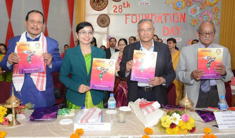 NERIM Group of Institutions Celebrates 28th Foundation Day