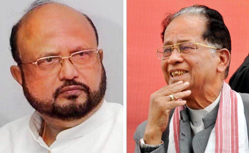 Prafulla Kumar Mahanta Holds Tarun Gogoi Responsible For Killings Assam Agitation Martyrs