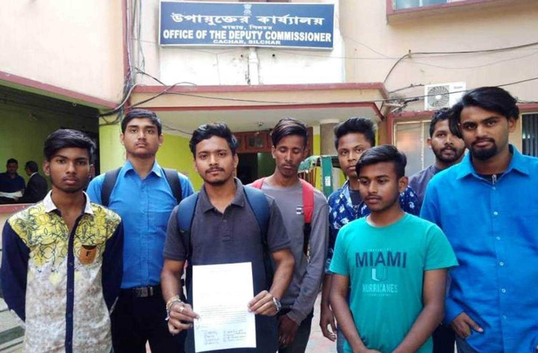 Manipuri Youth Front raises anti-India slogans