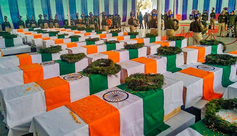 Arunachal Pradesh pays tribute to martyred CRPF personnel