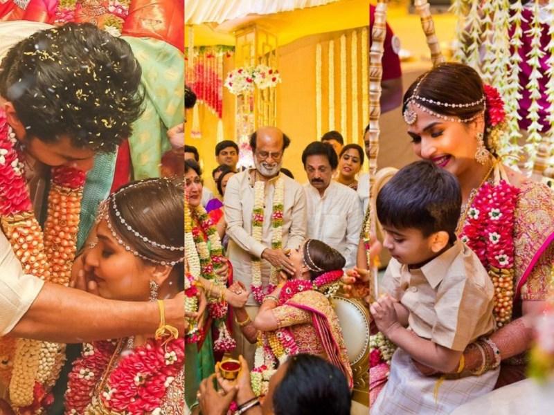 Superstar Rajinikanth Thanks Guests In An Emotional Note After Daughter Soundaryas Wedding