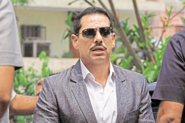 Enforcement Directorate summons Robert Vadra to appear before the agency