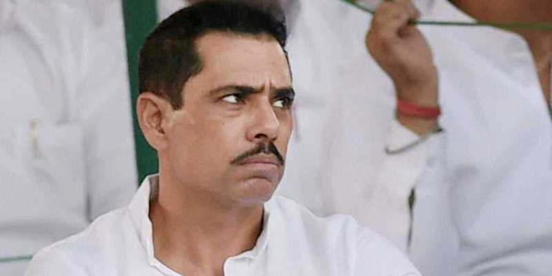 Robert Vadra Grills By The Enforcement Directorate (ED)
