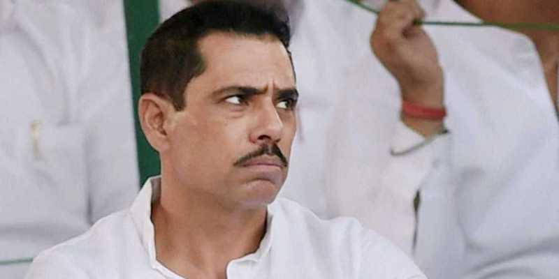 Delhi Court Reserves Order on Robert Vadra Bail Plea