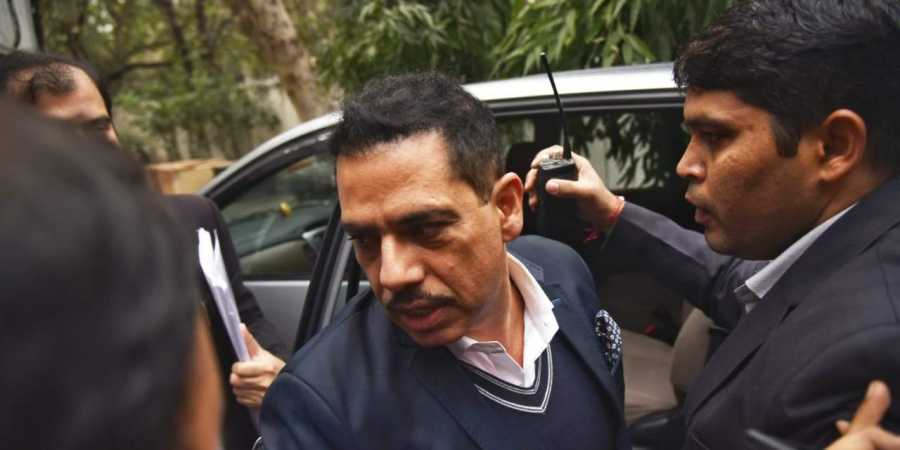 Delhi High Court Issues Notice To Robert Vadra On Enforcement Directorate Plea To Cancel Bail