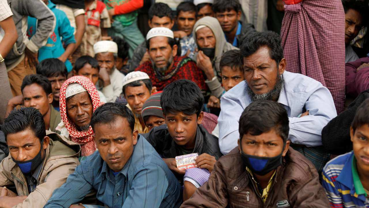 79 Rohingyas arrested in Manipur so far: Chief Minister N Biren Singh
