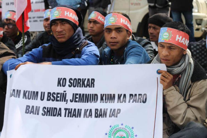 Resolve boundary dispute: Hynniewtrep Achik National Movement to NPP