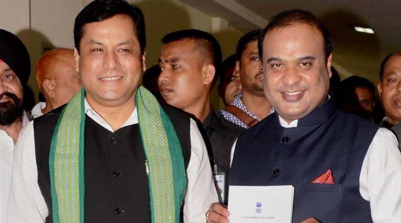 Himanta Biswa Sarma, Sarbananda Sonowal, Assam, BJP,