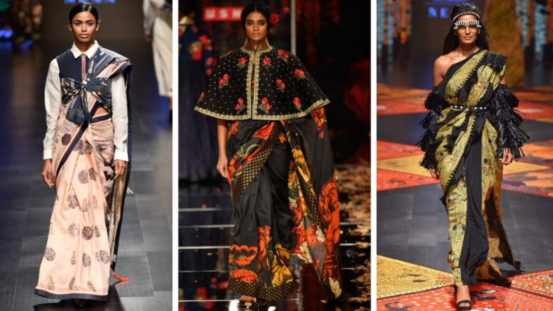 Sari Trends You Should Know - Here Are Some New Ways To Make Your Sari Interesting