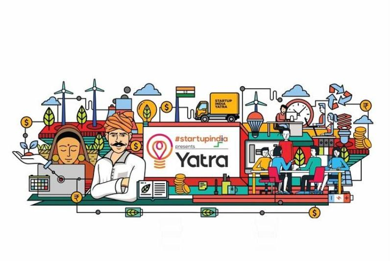 Startup India Assam Yatra Concludes At The Nest Premises