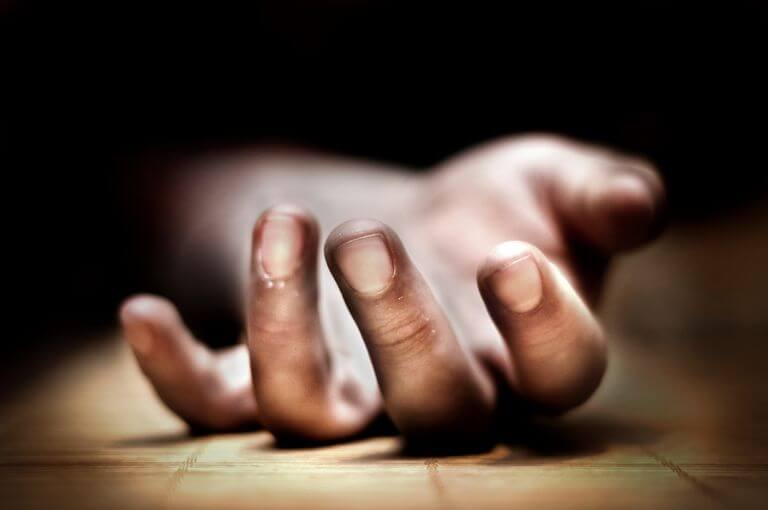 Elderly commits suicide at Mekhela Ujoua Path