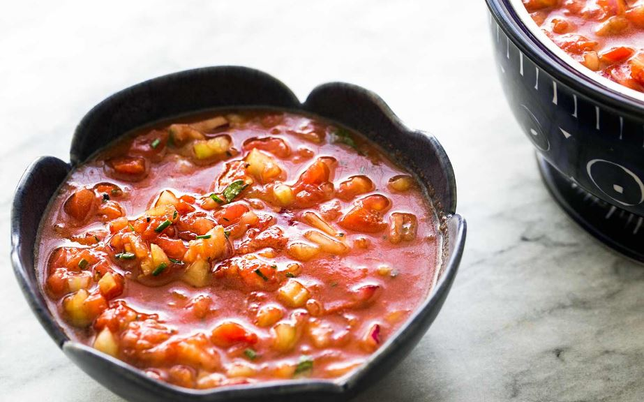 Tomato Gazpacho For Weight Loss