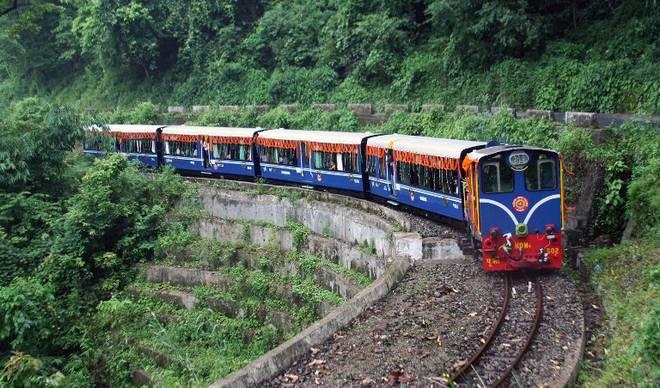 Darjeeling Himalayan Railway celebrates