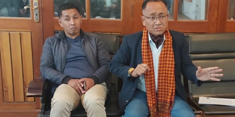 United Democratic Party (UDP) Not Cozy With BJP In MDA